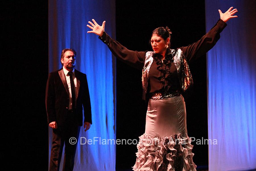Manuela Carrasco & El Potito - Festival de Jerez