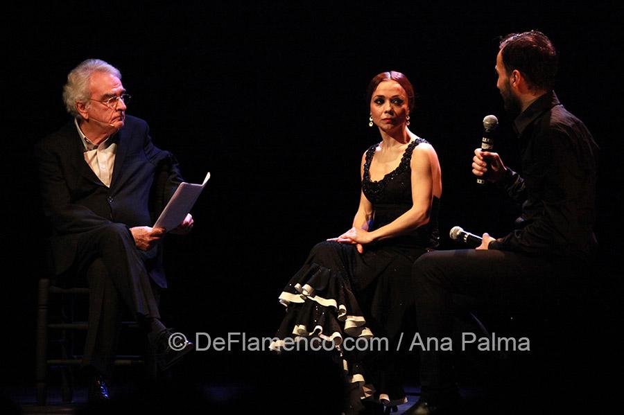 Marco Flores & Olga Pericet & José María Velázquez-Gaztelu