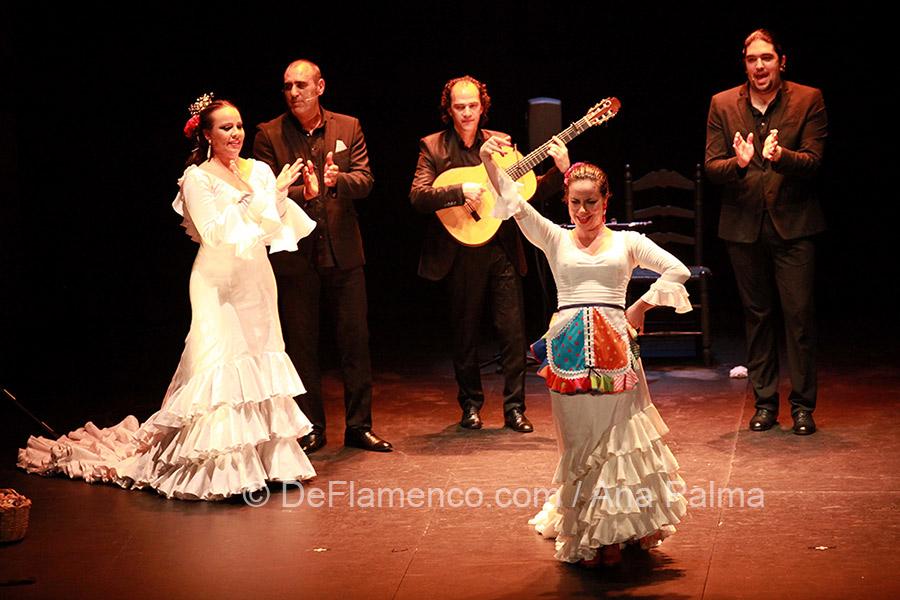Marina Valiente & Claudia Cruz - Festival de Jerez
