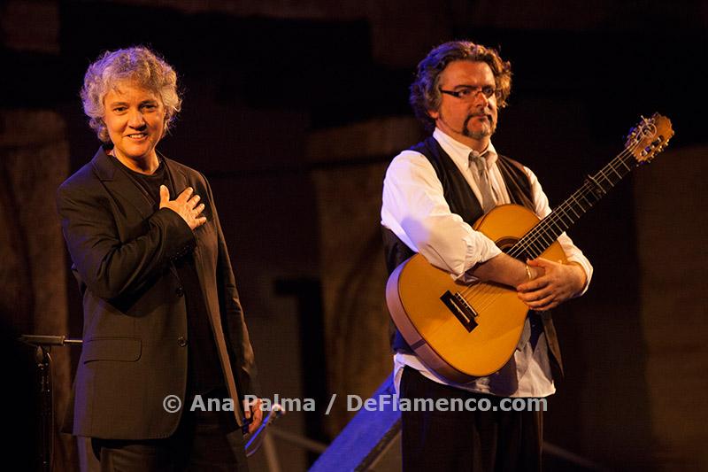 Mayte Martin & Juan Ramón Caro