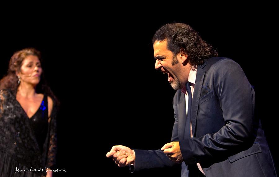 David Lagos & Melchora Ortega - Jean-Louis Duzert