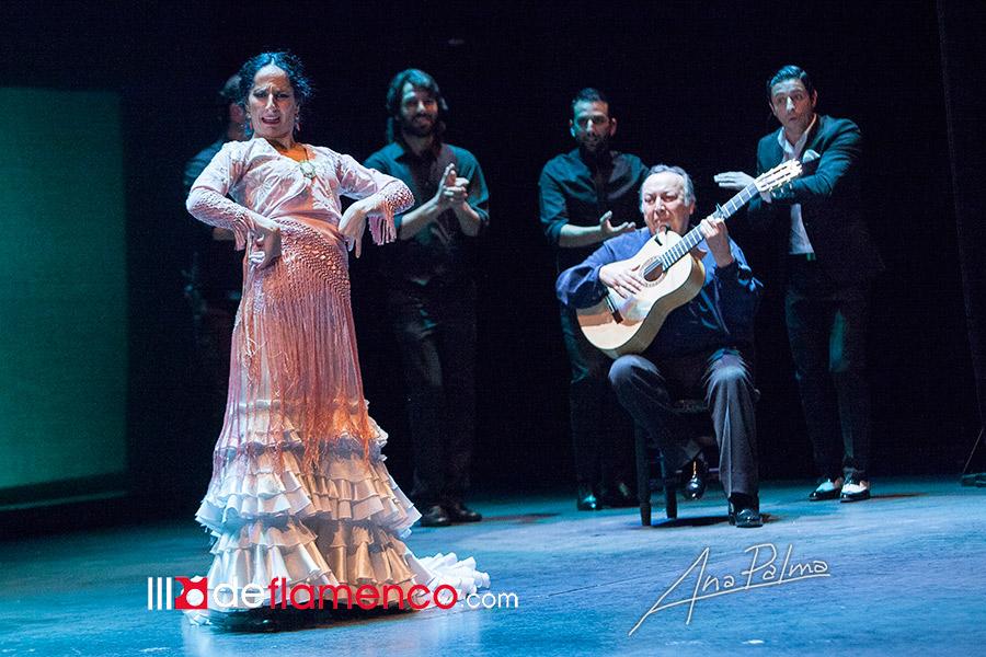 Mercedes Ruíz Dejáme que te baile - Festival de Jerez