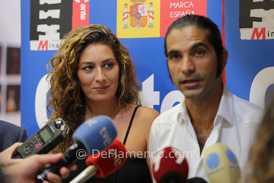 Estrella Morente & Javier Conde