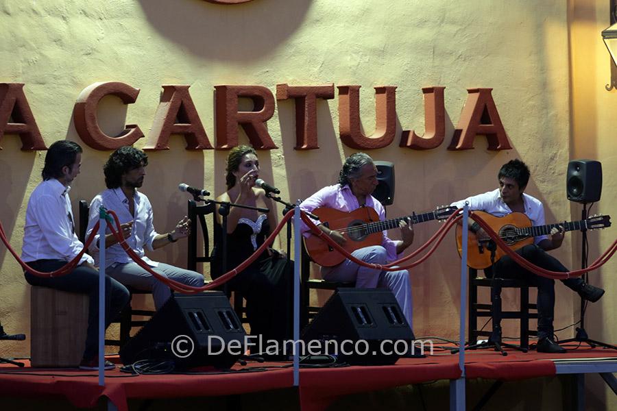 Tauromaquia Flamenca