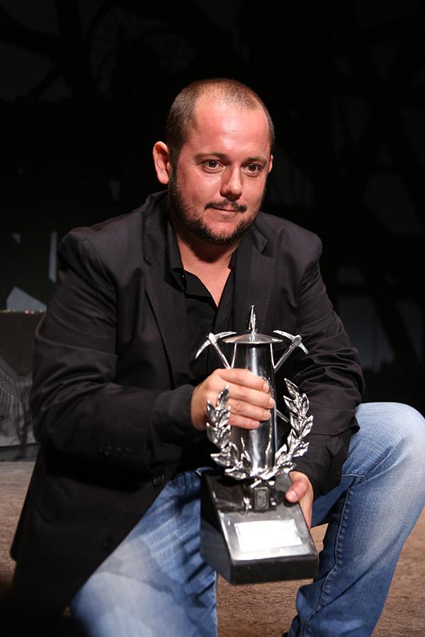 Jeromo Segura - Lámpara Minera