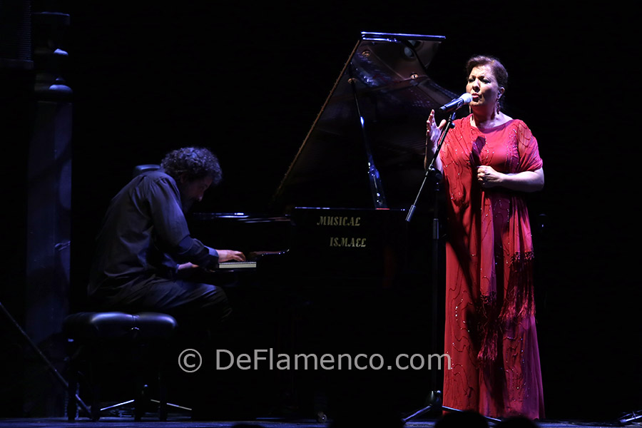Carmen Linares & Pablo Suarez