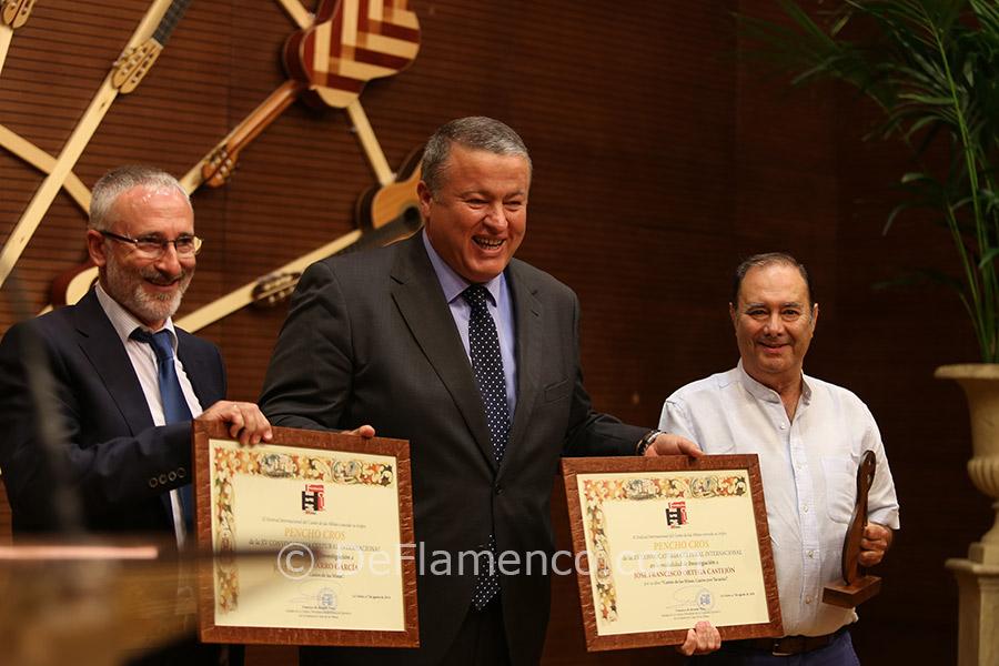 Francisco Ortega & José Luis Navarro