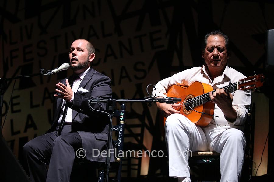 Jeromo Segura  & Rosendo Fernández
