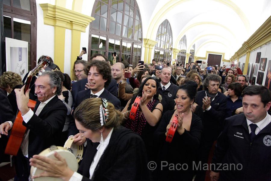 Estrella Morente - Misa Flamenca (foto: Paco Manzano)