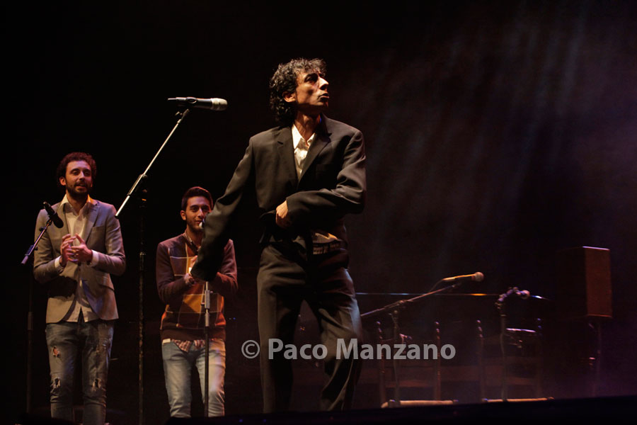 Morente mas Morente - Foto Paco Manzano