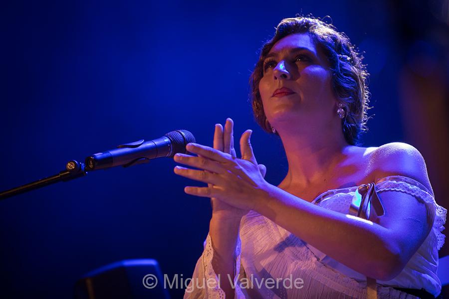 Noche Blanca del Flamenco 2015 - Estrella Morente