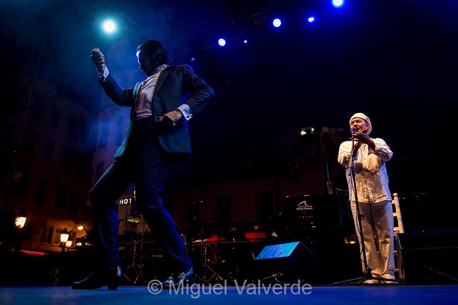 Noche Blanca del Flamenco 2015 - Farruquito & El Pele