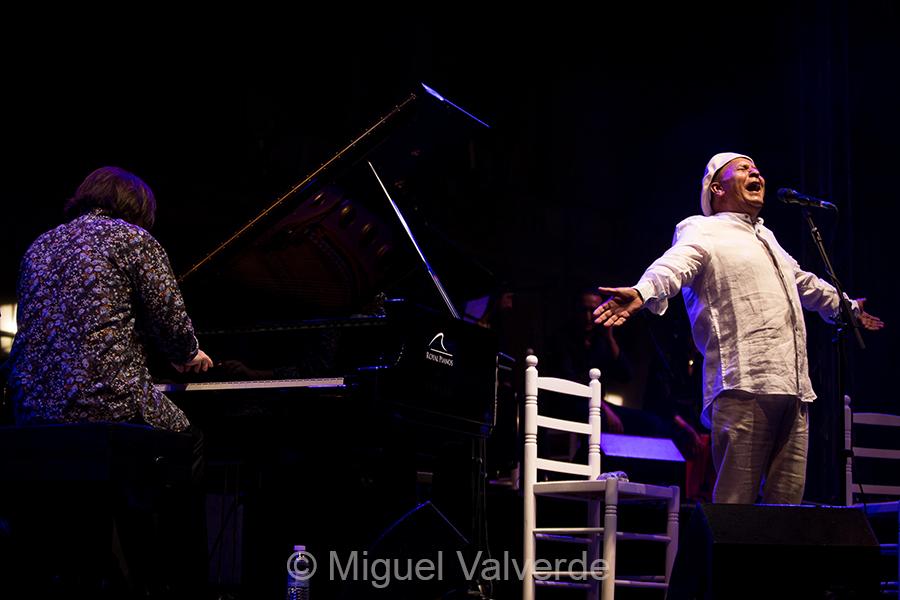 Noche Blanca del Flamenco 2015 - El Pele & Dorantes