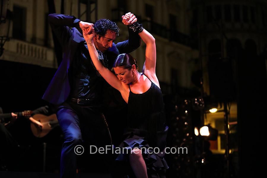 José Serrano & Sara Baras