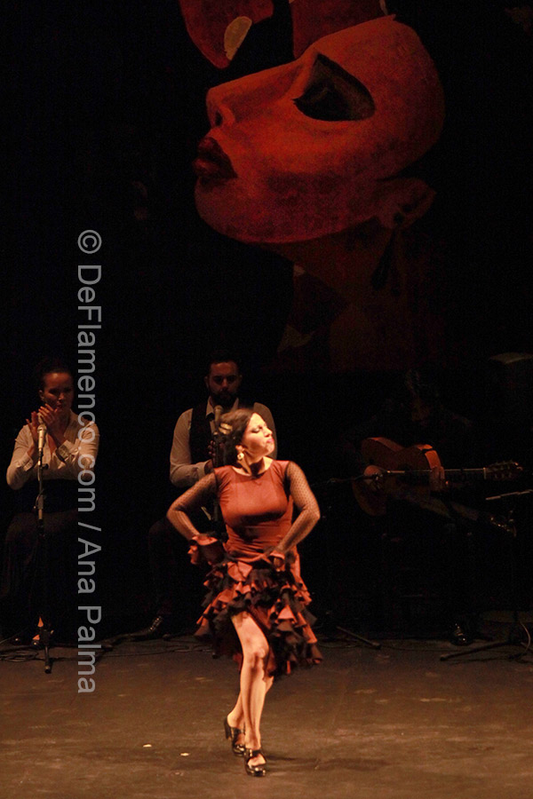 Noelia Sabarea - Festival de Jerez