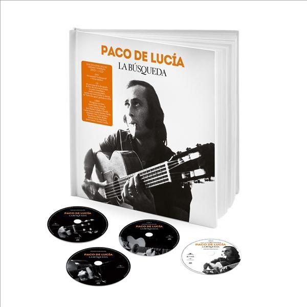 Paco de Lucía - edición Super Deluxe