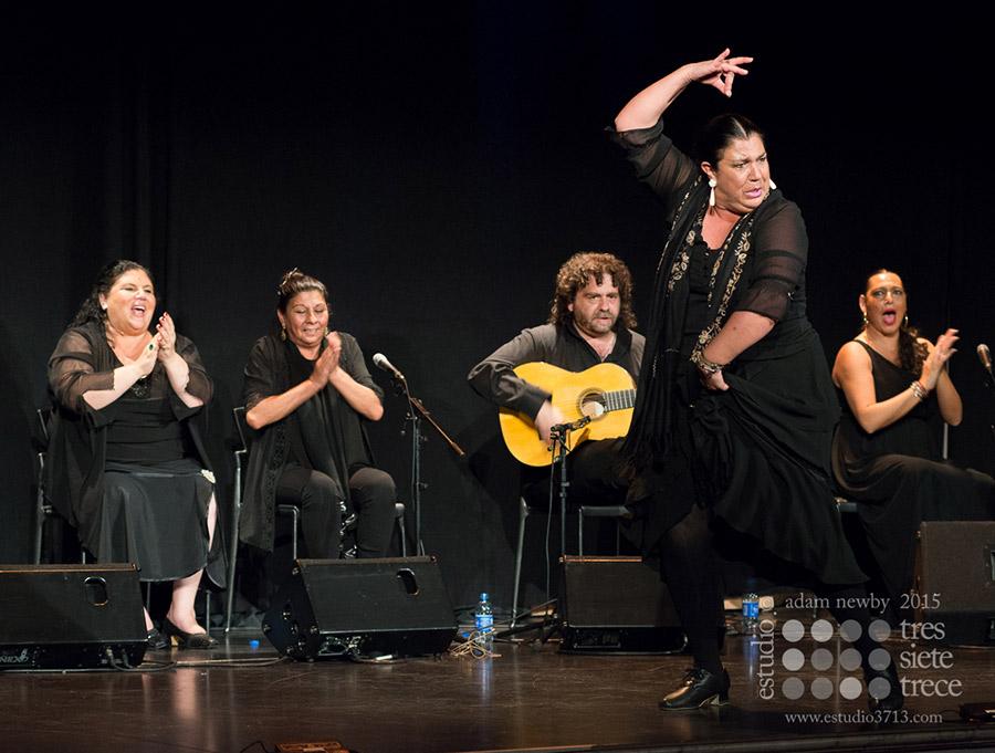 Pasión - Jueves Flamencos