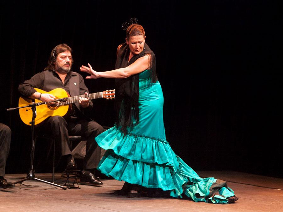 Pepa Montes & Ricardo Miño