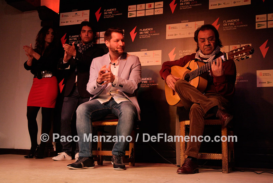 Flamenco on Fires 2015 - Pepe Habichuela