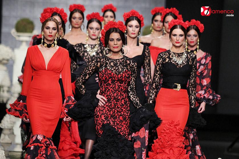 Moda Flamenca - Pilar Vera