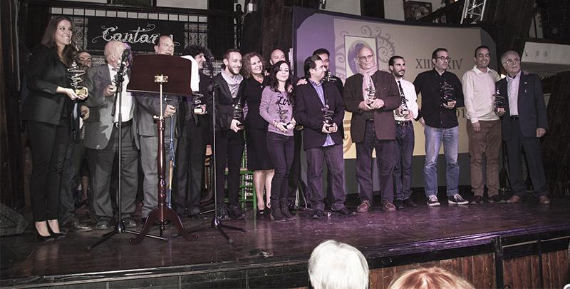 Foto final Premios Flamenco Hoy 2011 - 2012