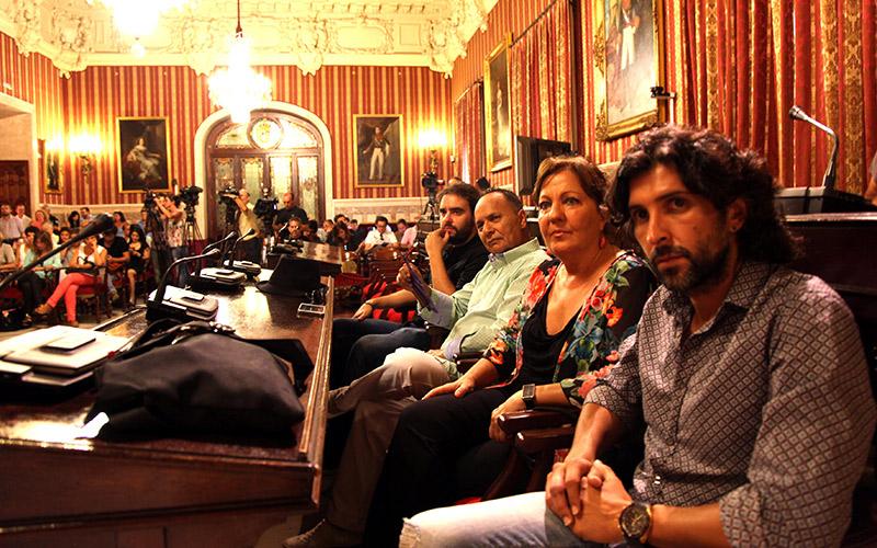 Inauguración Bienal de Flamenco