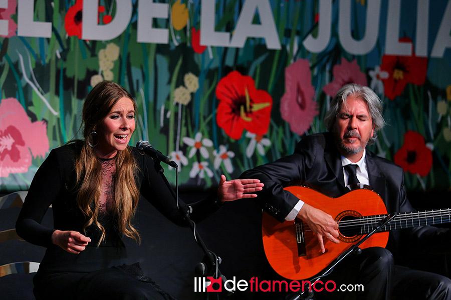Rocío Márquez & Miguel Ángel Cortés