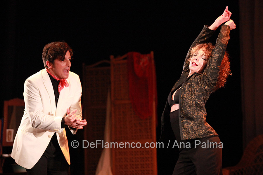 Rosario Toledo ADN Festival de Jerez