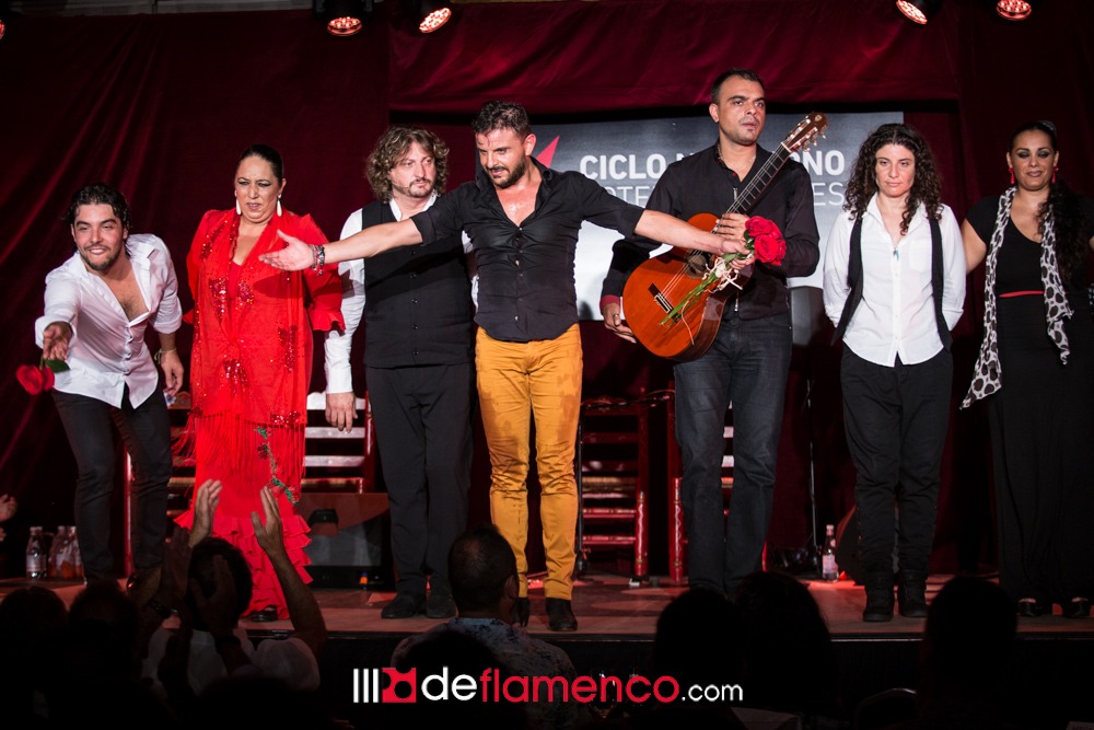 Sacromonte - Flamenco on Fire