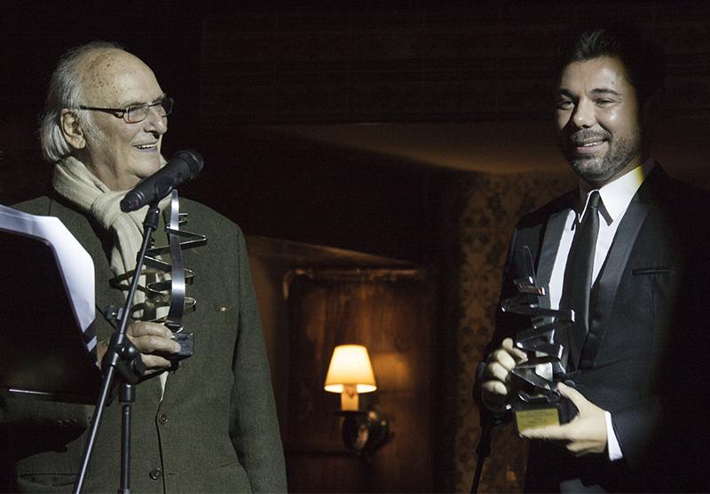 Carlos Saura & Miguel Poveda (genios)