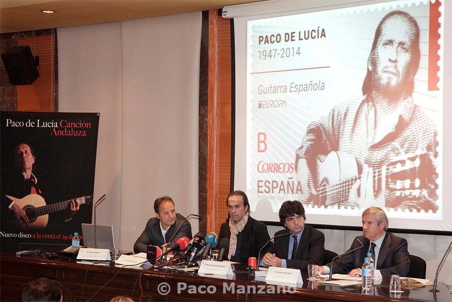 Paco de Lucía, Canción Andaluza. Foto: Paco Manzano