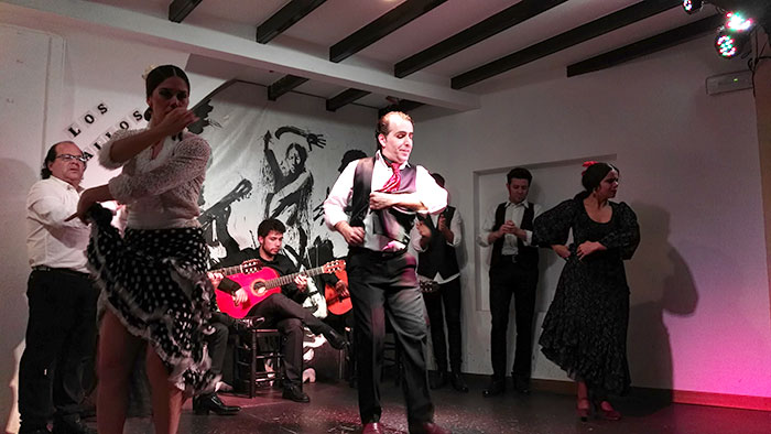 Tablao Flamenco Los Gallos (Sevilla)