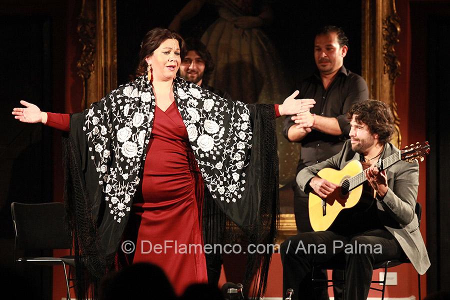 Tamara Tañé - Festival de Jerez
