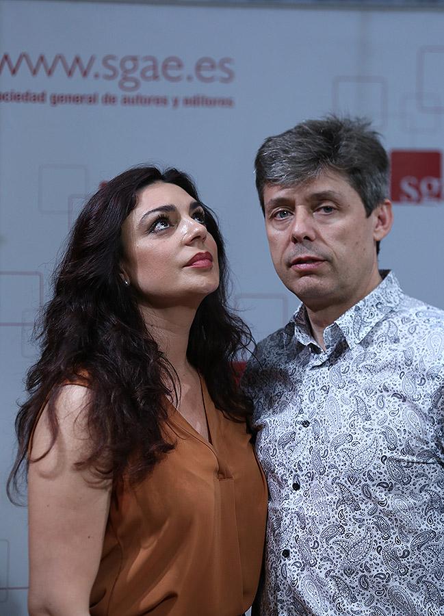 Juana Salazar La Tobala & Pedro Sierra