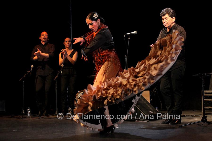 Tomás de Perrate & Belén Maya - Festival de Jerez