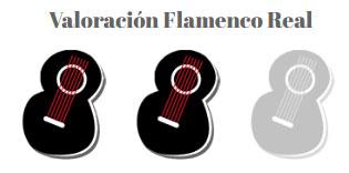 Valoracion Flamenco Real - Cardamomo
