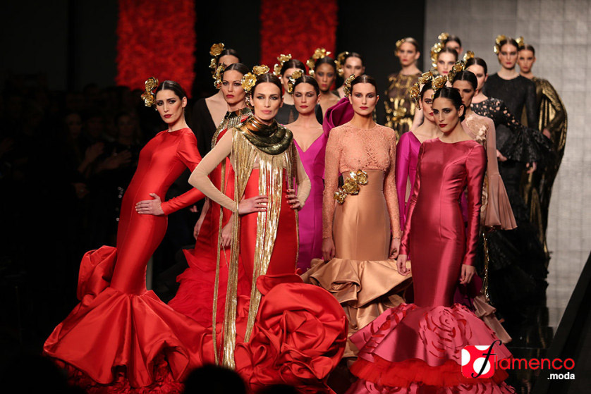 Moda Flamenca - Vickey Martín Berrocal