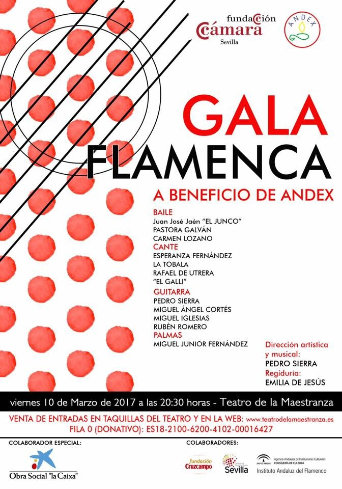 Festival Flamenco Andex