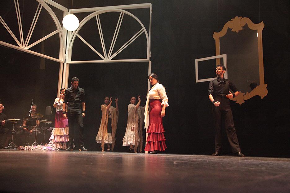 Ballet Flamenco del Cante de las Minas