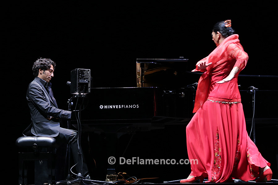 Manuela Carrasco - Bienal de Flamenco