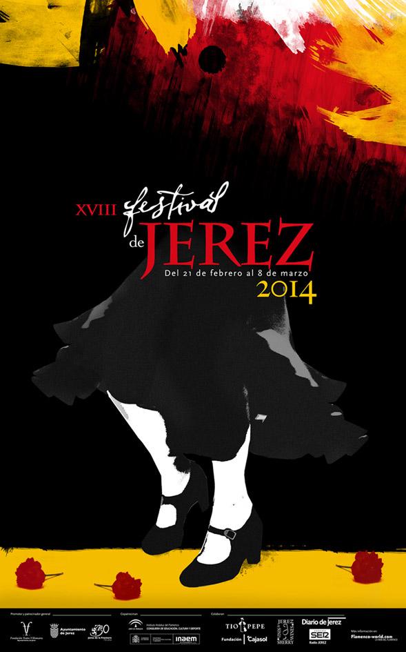 Programaci n del xviii festival de jerez 2014 revista for Cajeros caixa catalunya