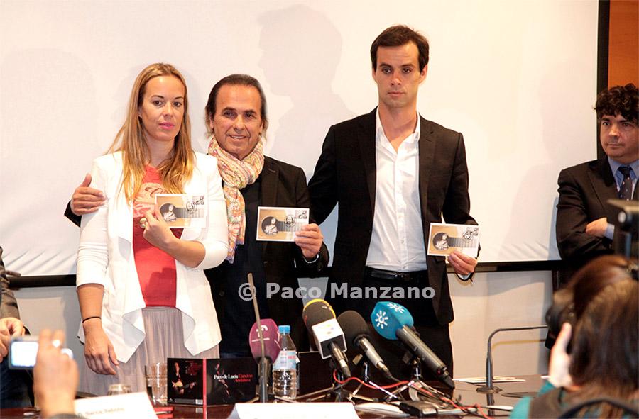 Familia Paco de Lucía. Foto: Paco Manzano