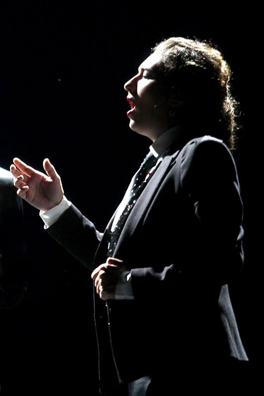 Bienal de Flamenco. Estrella Morente