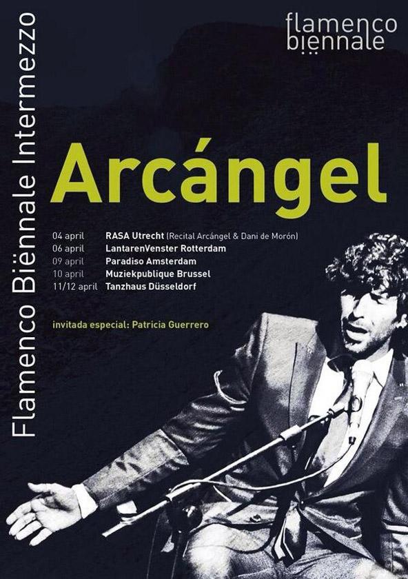 Intermezzo Flamenco - Arcángel