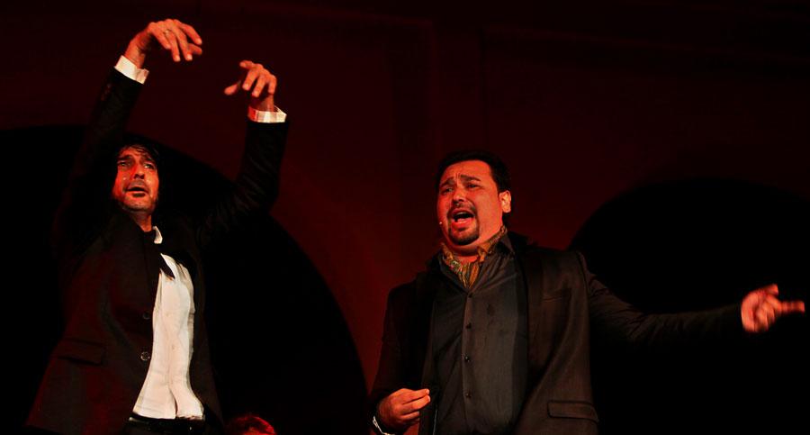 José Valencia & Joaquín Grilo