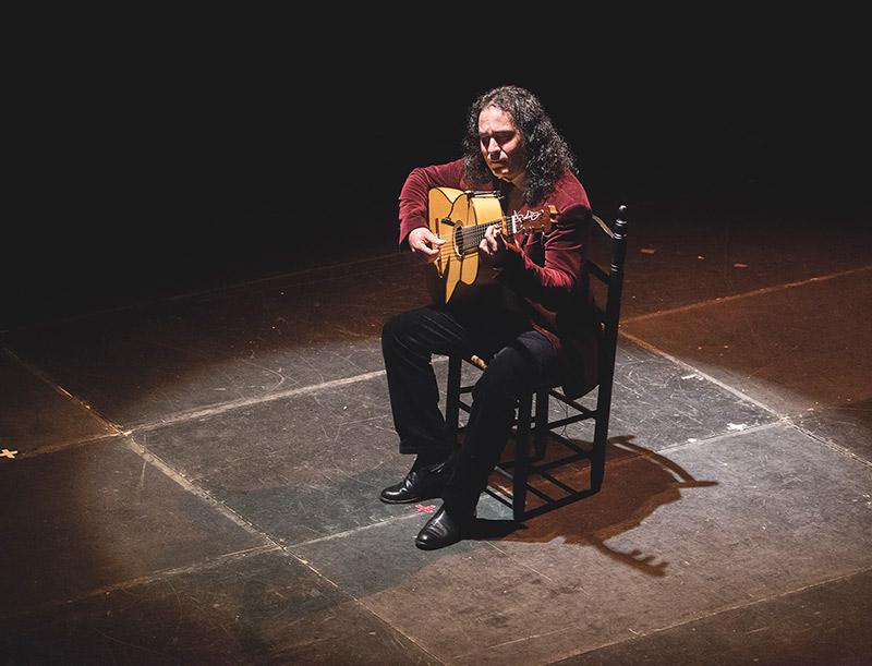 Málaga en Flamenco - Chaparro