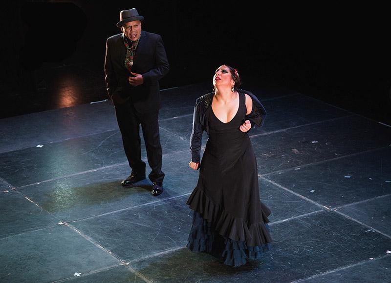 Málaga en Flamenco - Moneta & Pele