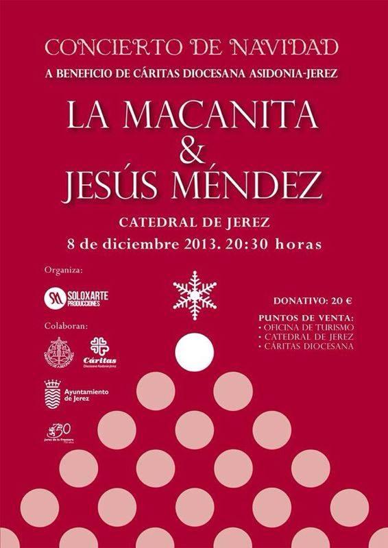 Navidad - Macanita Jesús Mendez