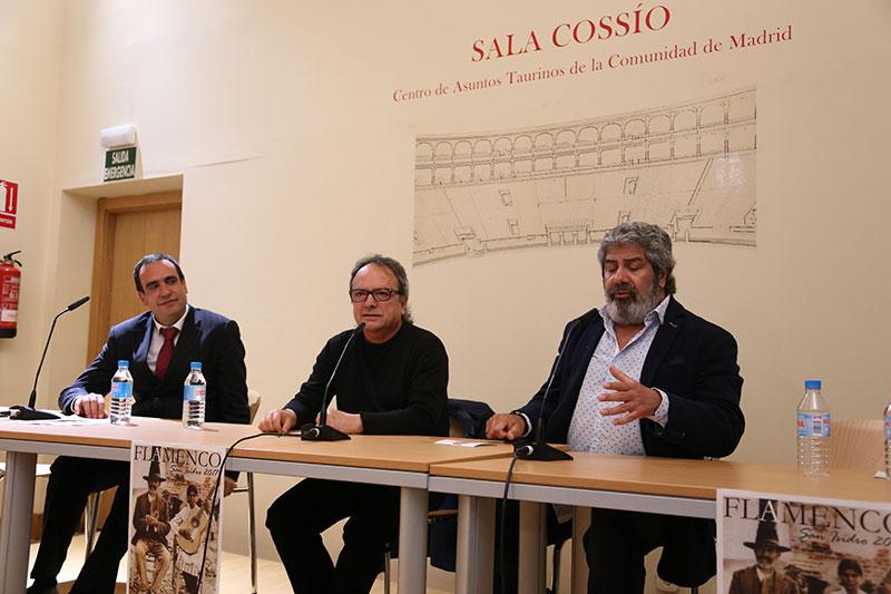 Presentación Ciclo San Isidro Sala García Lorca