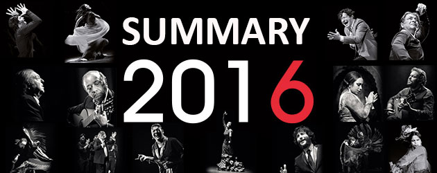 Summary Flamenco in 2016